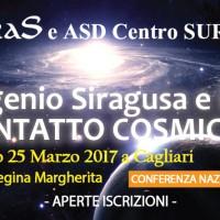 Eugenio Siragusa, e il Contatto Cosmico (2017) – Cagliari