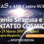 Eugenio Siragusa, e il Contatto Cosmico
