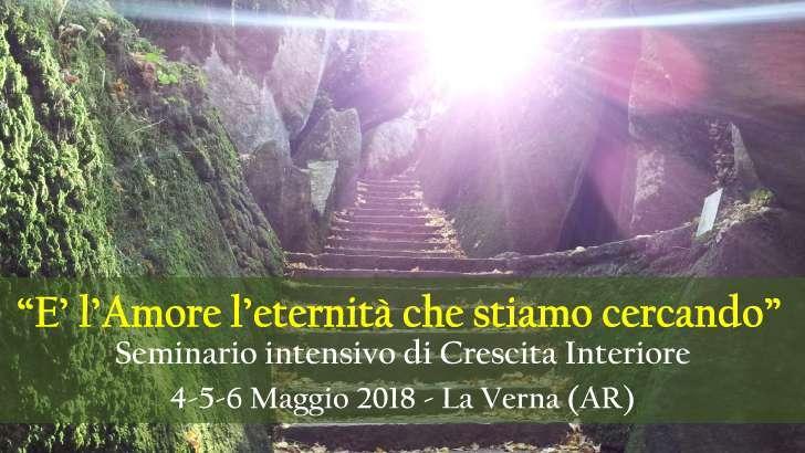 Seminario 4-5-6 Maggio 2018 a La Verna (AR)