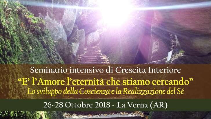 Seminario 26-28 Ottobre 2018 La Verna (AR)