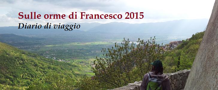 header Francesco 2015text